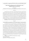 Short term solarphotovoltaic power forecasting error distribution estimation