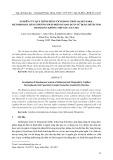 Nghiên cứu quy trình phân tích đồng thời Salbutamol, Metoprolol bằng phương pháp điện di mao quản sử dụng Detector đo độ dẫn không tiếp xúc (CE-C4D)