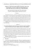 . Nghiên cứu một số đặc điểm sinh học, sinh thái và khả năng sinh trưởng của loài vịt trời (Anas Poecilorhyncha) trong điều kiện nuôi tại Nhơn Tân, An Nhơn, Bình Định