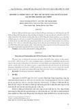 Đổi mới và thống nhất cấu trúc đề thi tiếng Anh chuyên ngành tại Trường Đại học Quy Nhơn