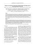 Nghiên cứu tác động của chính sách giá điện đến phát triển điện mặt trời lắp mái nối lưới tại Việt Nam