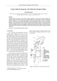 Using u-bolt for fixing the axle of elevator deviation pulleys