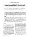 Khảo sát sự ảnh hưởng của loại và nồng độ đường lên sự gia tăng sinh khối và sinh tổng hợp polysaccharide trong nuôi cấy chìm Ganoderma lucidum