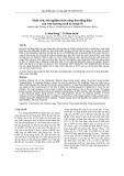 Phân tích, thử nghiệm chức năng dao động điện của rơle khoảng cách kỹ thuật số
