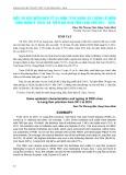 Một số đặc điểm dịch tễ và định type virus gây bệnh lở mồm long móng ở trâu, bò trên đại bàn tỉnh Lạng Sơn 2011-2015
