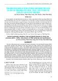 Tình hình chăn nuôi và bệnh lở mồm long móng trên đàn gia súc của tỉnh Hưng Yến (2010-2014), yếu tố nguy cơ làm lây lan và phát sinh dịch