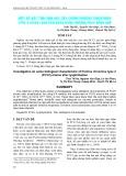 Mộ số đặc tính sinh học của chủng Porcine circovirus type 2 (PCV2) sau bảo quản bằng phương pháp đông khô