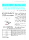 Vi khuẩn E. Coli sản sinh men Extended - spectrum beta - lactamases (ESBL) kháng kháng sinh nhóm Cephalosporin