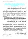 Nghiên cứu chế tạo và đánh giá hiệu quả phòng trị của kháng thể lòng đỏ trứng kháng kháng nguyên 3-1E của cầu trùng gà