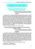Giải mã và phân tích đặc điểm gen UL5 của virus dịch tả vịt tại Việt Nam