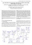Hạn chế dòng ngắn mạch quá độ trong hệ thống phân phối thuộc điện lực Đà Nẵng
