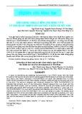 Chọn chủng virus lở mồm long móng typ 0 từ thực địa để nghiên cứu sản xuất vacxin tại Việt Nam