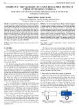 Nghiên cứu - chế tạo bộ đo lưu lượng biogas theo nguyên lý chênh áp cho động cơ biogas