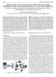 Khảo sát hiệu năng của hệ thống thông tin quang WDM - MMW/ROF sử dụng tiền khuếch đại quang và máy thu Coherence