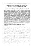 Nghiên cứu sinh sản nhân tạo cá thát lát (notopherus) ở tỉnh Quảng Bình