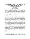 Đặc điểm nhấn mạnh trong bị động tiếng Anh theo quan điểm ngữ pháp chức năng hệ thống của M.A.K Halliday