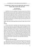 Sự phối hợp và dịch chuyển điểm nhìn trần thuật trong tiểu thuyết Hồ Anh Thái
