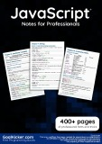 Ebook Java script notes for professionals