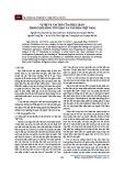 Vị trí và vai trò của Phật giáo trong đời sống tôn giáo và văn hóa Việt Nam