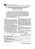 Đề xuất tiêu chuẩn đánh giá kết quả học tập môn Bóng rổ cho sinh viên chuyên ngành Giáo dục thể chất Trường Đại học Hồng Đức