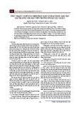 Thực trạng và đề xuất biện pháp quản lí hoạt động giáo dục giá trị sống cho học viên Trường Sĩ quan Lục quân 2