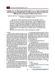 Nghiên cứu về tình trạng dinh dưỡng và các yếu tố ảnh hưởng đến tình trạng dinh dưỡng của trẻ ở một số trường mầm non trên địa bàn thành phố Pleiku, tỉnh Gia Lai