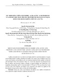 Xác định đồng thời acid formic, acid acetic, acid propionic và acid butyric bằng phương pháp điện di mao quản sử dụng detector độ dẫn không tiếp xúc (CE-C 4D)