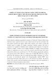Nghiên cứu định lượng nhanh và đồng thời cefadroxil, cefixim trong thuốc viên nén bằng phương pháp quang phổ hồng ngoại gần và trung bình