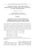 Tổng hợp và nghiên cứu tính chất phức chất 2-hiđroxynicotinat của eu(iii), gd(iii) và phức chất hỗn hợp của chúng với o phenantrolin