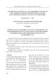 Xác định hằng số cân bằng của axit photphoric từ dữ liệu ph thực nghiệm bằng phương pháp bình phương tối thiểu: Phần 3