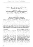 Khảo sát một số điều kiện chế tạo màng vi lọc compozit hiệu năng cao