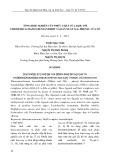 Tổng hợp, nghiên cứu phức chất của zn(ii) với thiosemicacbazon benzanđehit và dẫn xuất N(4)-phenyl của nó