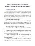 Chủ đề 5 khai thác atlat địa lí Việt Nam: Vị trí địa lí và các đặc điểm tự nhiên