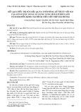 Kết quả điều trị sỏi niệu quản thấp bằng kĩ thuật nội soi tán sỏi ngược dòng sử dụng xung hơi (lithoclast) từ 01/2010 đến 06/2012 tại Bệnh viện Việt Tiệp Hải Phòng