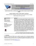 Dynamic analysis of knee-exoskeleton and its implementation in design of magnetorheological damper