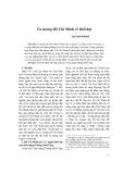 Tư tưởng Hồ Chí Minh về thời đại - Lại Quốc Khánh
