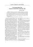 Cách mạng tháng Tám trong ký ức nhà sử học Trần Huy Liệu - Trần Đức Cường
