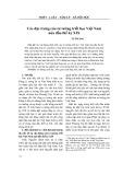 Các đặc trưng của tư tưởng triết học Việt Nam nửa đầu thế kỷ XIX - Lê Thị Lan
