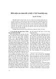 Điều kiện của đoàn kết xã hội ở Việt Nam hiện nay - Nguyễn Tài Đông