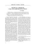 Tính dân tộc và tính hiện đại trong văn học nghệ thuật thời kỳ đổi mới - Cao Thị Hồng