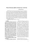 Chính sách của vương triều Nguyễn đối với dân tộc Khmer ở Nam Bộ - Kiều Quỳnh Anh