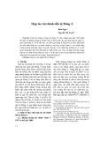 Hợp tác tài chính tiền tệ Đông Á - Nguyễn Thị Tuyết