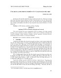 Ứng dụng LATEX trong nghiên cứu và giảng dạy hóa học - Phùng Gia Luân