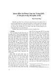 Quan điểm của Đảng Cộng sản Trung Quốc về tôn giáo trong chủ nghĩa xã hội - Phạm Thanh Hằng
