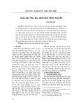 Giáo dục Nho học dưới thời chúa Nguyễn - Trịnh Thị Hà
