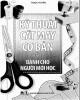 Ebook Kỹ thuật cắt may cơ bản dành cho người mới học (Tập 1): Phần 1 - NXB Bách khoa Hà Nội