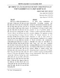 Quy định về lãi chậm thanh toán theo pháp luật Việt Nam hiện nay và một số đề xuất
