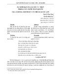 Sự giới hạn của quyền tư pháp trong nhà nước pháp quyền