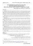 Đặc điểm bệnh hen phế quản ở giáo viên điều trị tại phòng khám hô hấp Bệnh viện Đại học Y Dược TP.HCM từ 1/6/2008 đến 31/12/2009