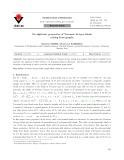 On algebraic properties of Veronese bi-type ideals arising from graphs
